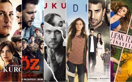 Недельный рейтинг турецких сериалов с 01.10 - 07.10