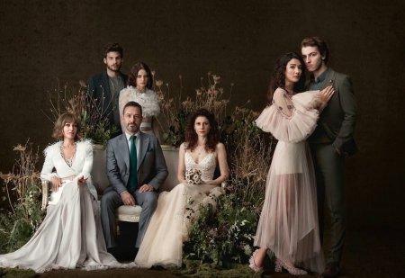 Турецкий сериал: Соколиный холм / Sahin Tepesi (2018)