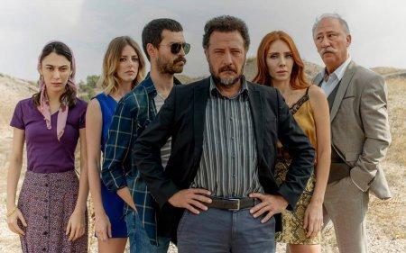 Турецкий сериал: Степь / Bozkir (2019)