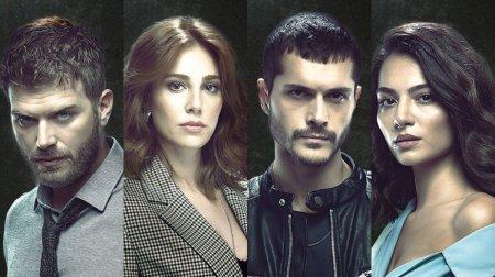 Столкновение – описание героев сериала