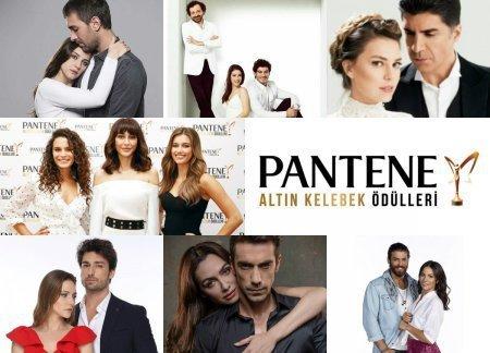 Золотая бабочка Pantene – финалисты 2018 года