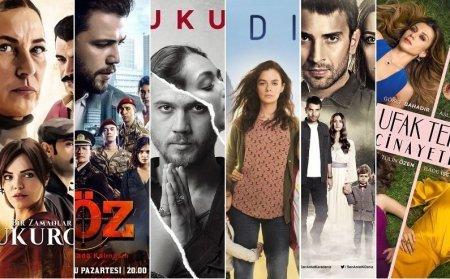 Недельный рейтинг турецких сериалов с 15.10 - 21.10