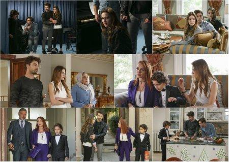 Не отпускай мою руку / Elimi Birakma – 14 серия, описание и фото