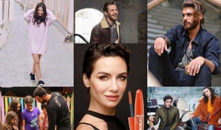 Турецкие звезды в рекламном секторе