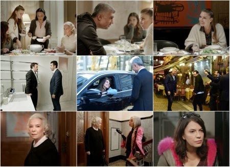 Стамбульская невеста / İstanbullu Gelin 60 серия описание и фото