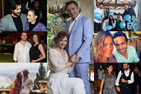 Турецкие актеры, ждущие появления малыша