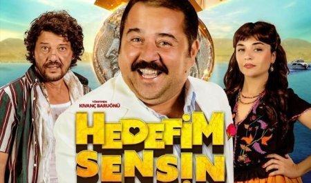 Турецкий фильм: Моя цель – ты / Hedefim Sensin (2018)