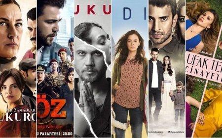 Недельный рейтинг турецких сериалов с 29.10 - 04.11
