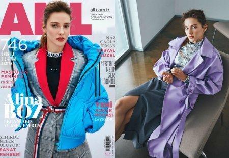 Турецкие звезды на обложках журналов – ноябрь 2018