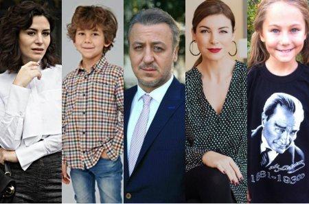 Турецкий сериал: Я боюсь, папа / Korkuyorum Baba (2019)