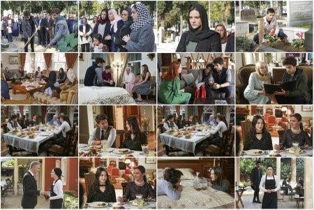 Не отпускай мою руку / Elimi Birakma – 17 серия, описание и фото