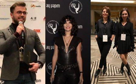 Турецкие звезды поехали за наградами Эмми