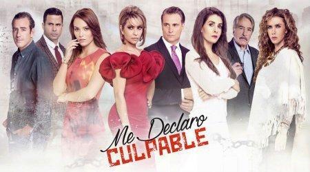 Мексиканский сериал: Я признаю свою вину / Me declaro culpable (2017)