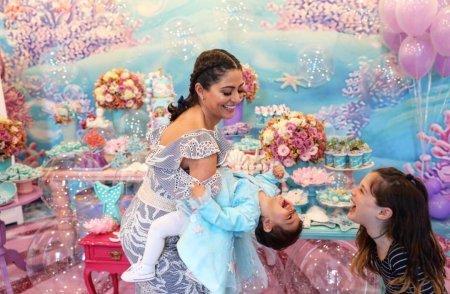 Карол Кастро о материнстве: «Ценности, мечты, цели – всё становится другим»