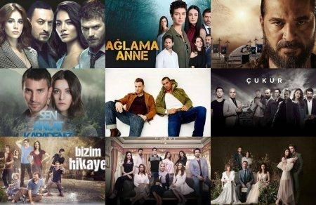 Рейтинги турецких сериалов с 10.12 - 16.12 2018