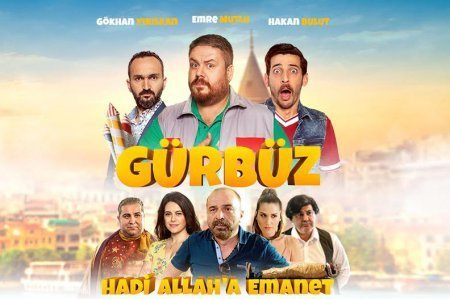 Турецкий фильм: Гюрбюз: Храни тебя Аллах / Gurbuz: Hadi Allah'a Emanet (2018)