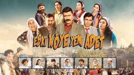 Турецкий фильм: В старую деревню да новые порядки / Eski Koye Yeni Adet (2018)