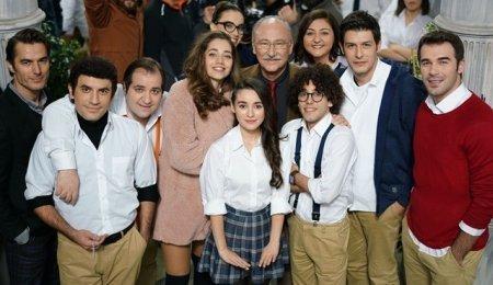 Турецкий фильм: Возмутительный класс – 2 / Hababam Sinifi Yeniden (2019)