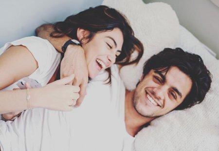 Фелипе Симас с женой разыграли поклонников