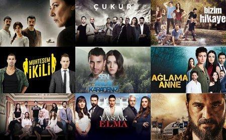 Рейтинги турецких сериалов с 17.12 - 23.12 2018