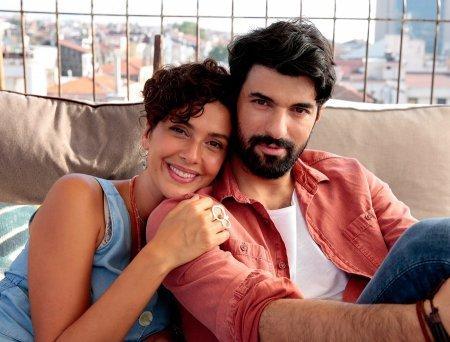 Турецкий фильм: Одна любовь две жизни / Bir Ask Iki Hayat (2019)