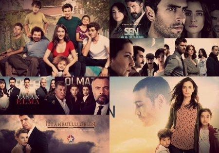Турецкие сериалы возьмут 3-х недельный отпуск