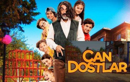 Турецкий фильм: Закадычные друзья / Can Dostlar (2019)