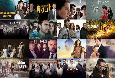 Рейтинги турецких сериалов с 24.12 - 30.12 2018