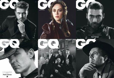 Лучшие турецкие звезды 2018 года по версии журнала GQ