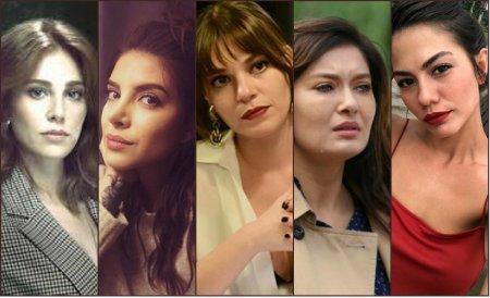 Лучшая турецкая актриса 2018 года