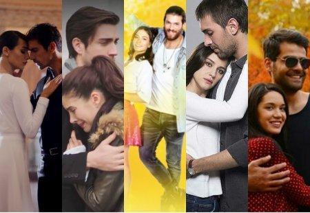 Лучшая сериальная пара 2018 года