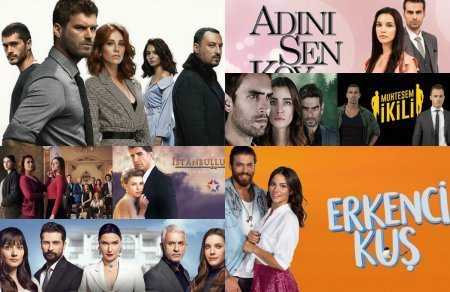 Лучший турецкий сериал 2018 года
