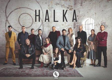 Турецкий сериал: Кольцо / Halka (2019)