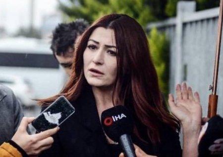 Дениз Чакыр дала показания в прокуратуре