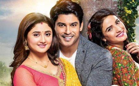 Индийский сериал: Сердцем к сердцу / Dil Se Dil Tak (2017)