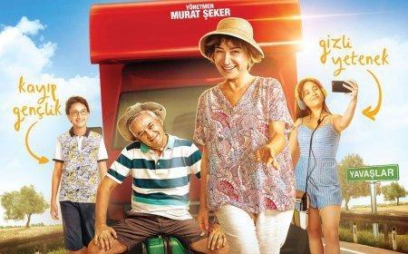 Турецкий фильм: Отпуск / Gorevimiz Tatil (2018)