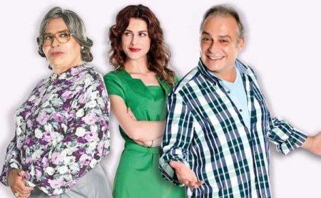 Турецкий сериал: Роль всей жизни / Hayatimin Rolu (2012)