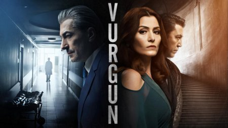 Турецкий сериал: Нажива / Vurgun (2019)