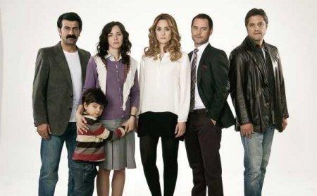 Турецкий сериал: В одиночку / Tek Basimiza (2011)