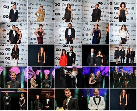 Церемония вручения наград GQ Turkiye 2018