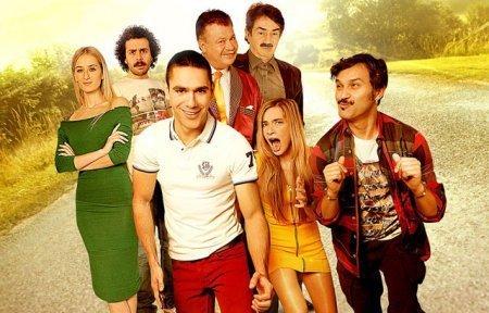 Турецкий фильм:  У меня есть одна история / Bir Hikayem Var (2013)