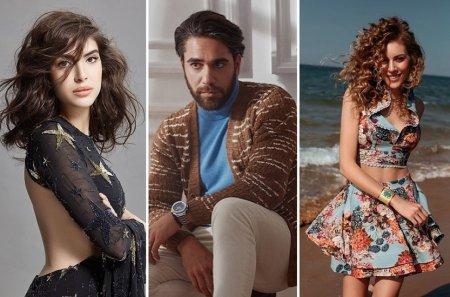 Турецкие звезды участвуют в благотворительной акции