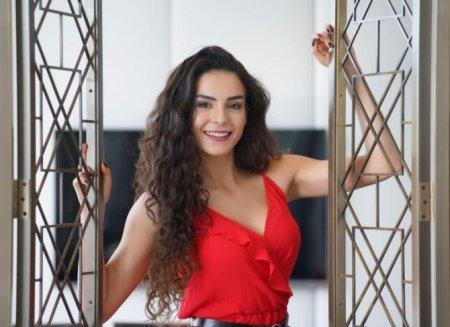 Биография: Эбру Шахин / Ebru Sahin – турецкая актриса