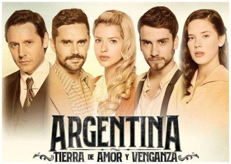 Аргентинский сериал: Аргентина, земля любви и мести / Argentina, Tierra de Amor y Venganza (2019)