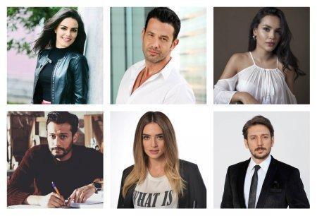 Турецкий сериал: Али и Севда / Ali ve Sevda (2019)