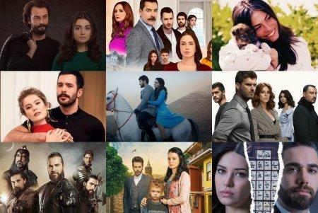 Рейтинги турецких сериалов с 01.04 - 07.04 2019