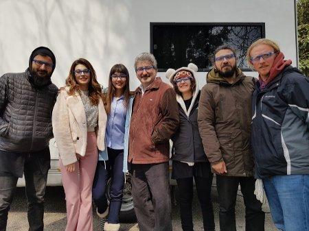 Значимый визит Альпа Навруза и Алины Боз