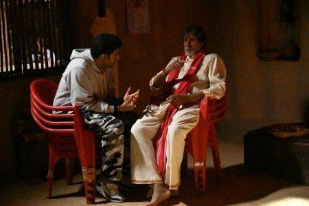 Амитабх Баччан считает сына своим лучшим другом