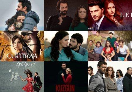 Рейтинги турецких сериалов с 22.04 - 28.04 2019