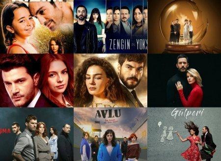 Рейтинги турецких сериалов с 29.04 - 05.05 2019